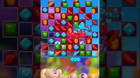 Candy Crush Friends Saga Level 132