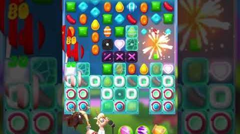 Candy Crush Friends Saga Level 1043