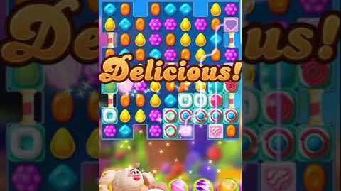 Candy Crush Friends Saga Level 131