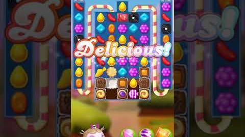Candy Crush Friends Saga Level 133 Tiffi
