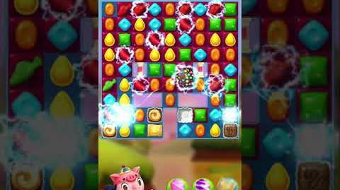Candy Crush Friends Saga Level 1009