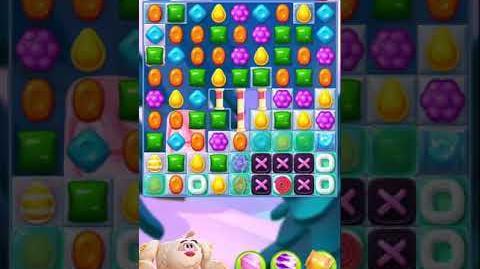 Candy Crush Friends Saga Level 108