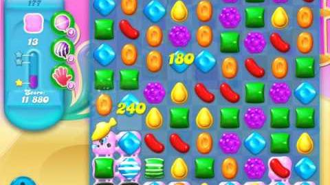 Candy Crush Soda Saga Level 177 (nerfed, 3 Stars)