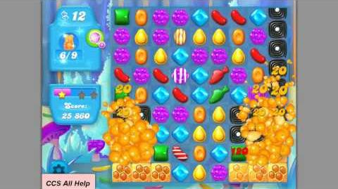 Candy Crush SODA SAGA level 137 NO BOOSTERS