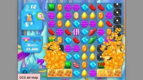 Candy Crush SODA SAGA level 137 NO BOOSTERS