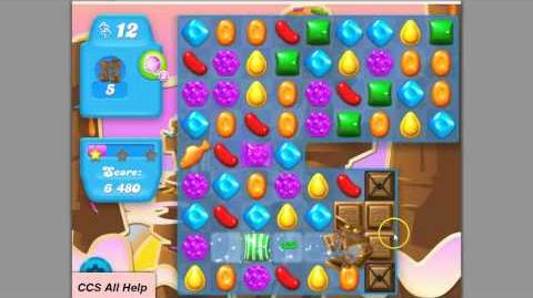 Candy Crush SODA SAGA level 72 basic strategy
