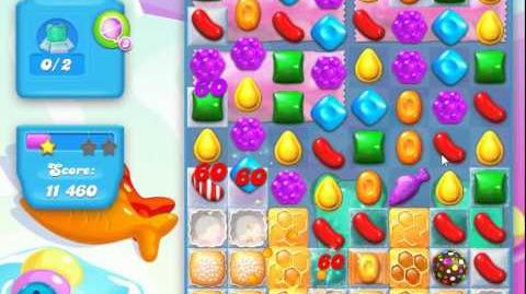 Candy Crush Soda Saga Level 222 (3 Stars)