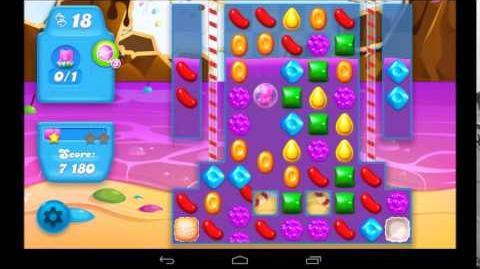 Candy Crush Soda Saga Level 22 - 3 Star Walkthrough