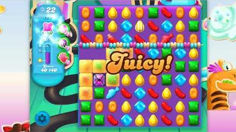 Candy Crush Soda Saga - Level 168 - No boosters ☆☆☆ Top Score