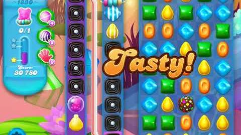 Candy Crush Soda Saga Level 1830 (buffed)