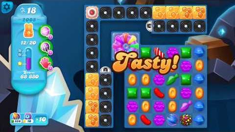 Candy Crush Soda Saga Level 2008