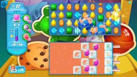 Candy Crush Soda Saga Level 2071