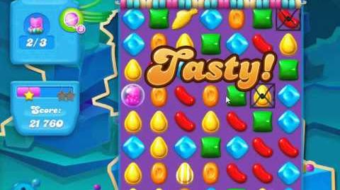 Candy Crush Soda Saga Level 58(3 Stars)