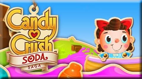 Candy Crush Soda Saga - Level 18 (September 2014)