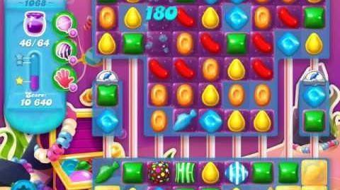 Candy Crush Soda Saga Level 1068 (3 Stars)