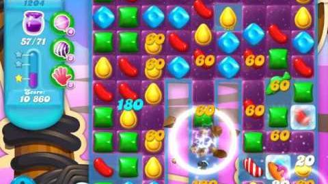 Candy Crush Soda Saga Level 1204 (3 Stars)