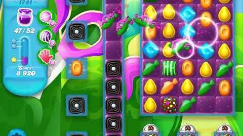 Candy Crush Soda Saga Level 1741 (3 Stars)