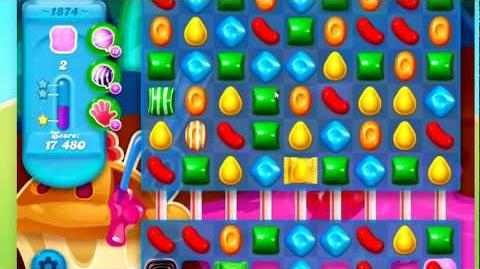 Candy Crush Soda Saga Level 1874 ***