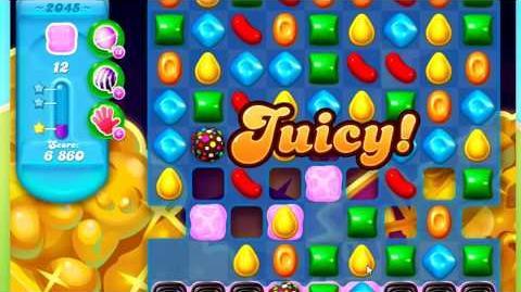 Candy Crush Soda Saga Level 2045 ***