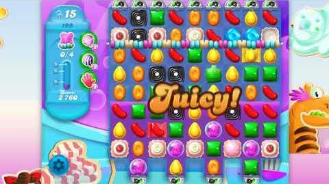 Candy Crush Soda Saga - Level 199 - No boosters