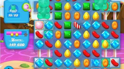 Candy Crush Soda Saga Level 30 (3 Stars)