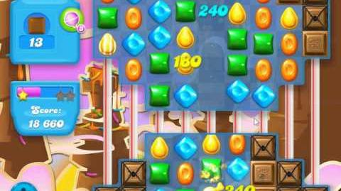 Candy Crush Soda Saga Level 66(3 Stars)