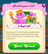 Bubblegum Hill - Earn Crown