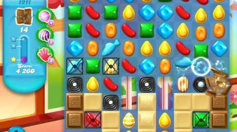 Candy Crush Soda Saga Level 1211 (3 Stars)