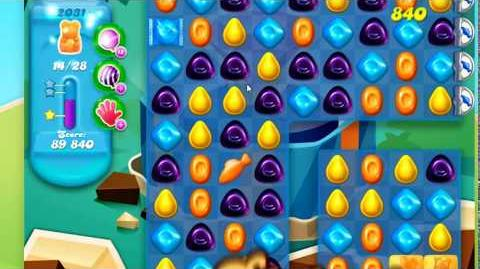 Candy Crush Soda Saga Level 2031 ***
