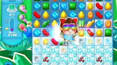 Candy Crush Soda Saga Level 1005 (4th version)