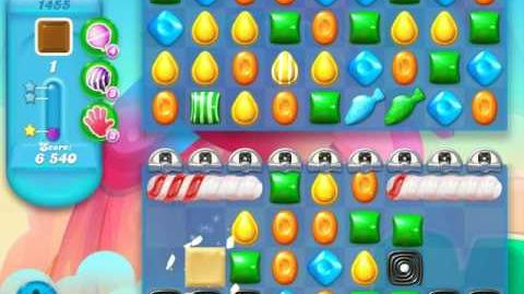 Candy Crush Soda Saga Level 1455 (buffed)