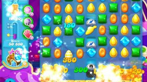 Candy Crush Soda Saga Level 622 (4th version)