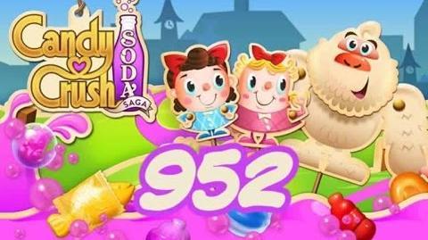Candy Crush Soda Saga Level 952-0