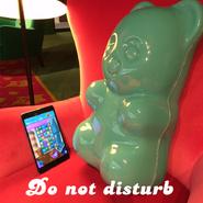 Do not disturb Candy Bears