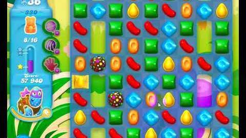 Candy Crush Friends Group SODA Level 330 3Stars 1st Update 291017
