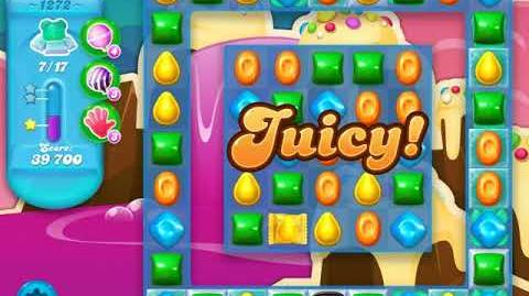Candy Crush Soda Saga Level 1272 (buffed, 3 Stars)