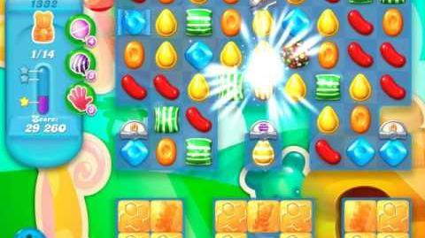 Candy Crush Soda Saga Level 1332 (4th version)