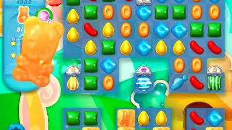 Candy Crush Soda Saga Level 1332 (6th version, 3 Stars)