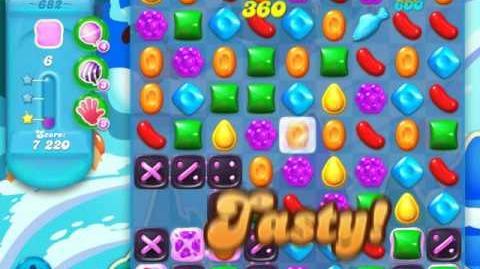 Candy Crush Soda Saga Level 682 (3 Stars)
