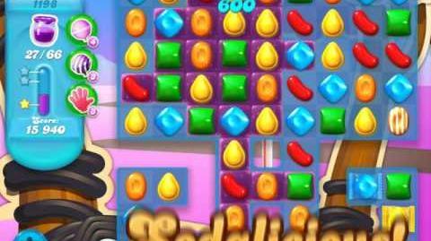 Candy Crush Soda Saga Level 1198 (4th version)