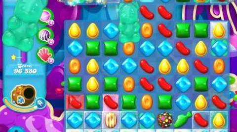 Candy Crush Soda Saga Level 621 (nerfed, 3 Stars)