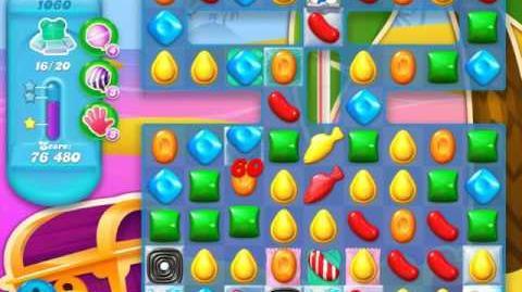 Candy Crush Soda Saga Level 1060 (7th version)