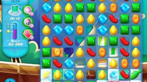 Candy Crush Soda Saga Level 1229 (3 Stars)
