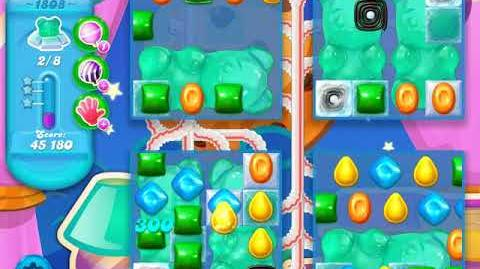 Candy Crush Soda Saga Level 1808