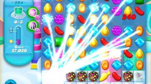 Candy Crush Soda Saga Level 294 (2nd version)