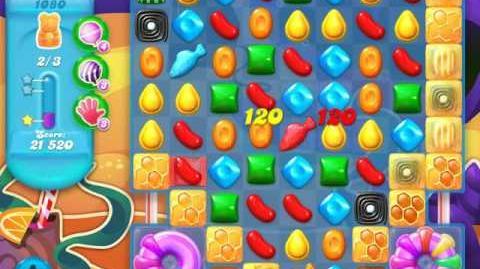 Candy Crush Soda Saga Level 1080 (4th version, 3 Stars)