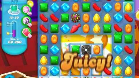 Candy Crush Soda Saga Level 533 (4th version)
