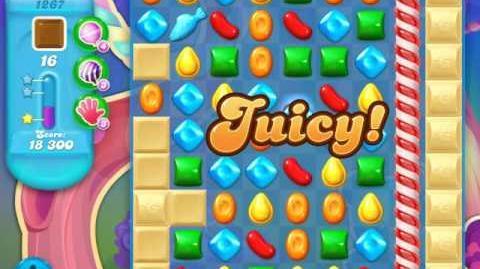 Candy Crush Soda Saga Level 1267