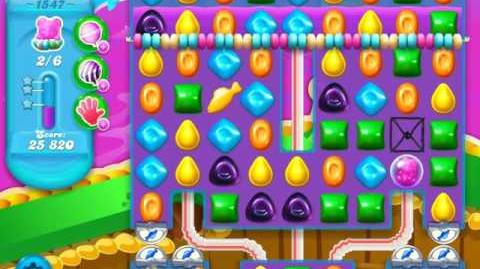 Candy Crush Soda Saga Level 1547 (3 Stars)