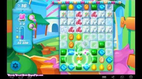 NEW - Candy Crush Soda Saga Bubblegum Hill (All 5 Levels Sep